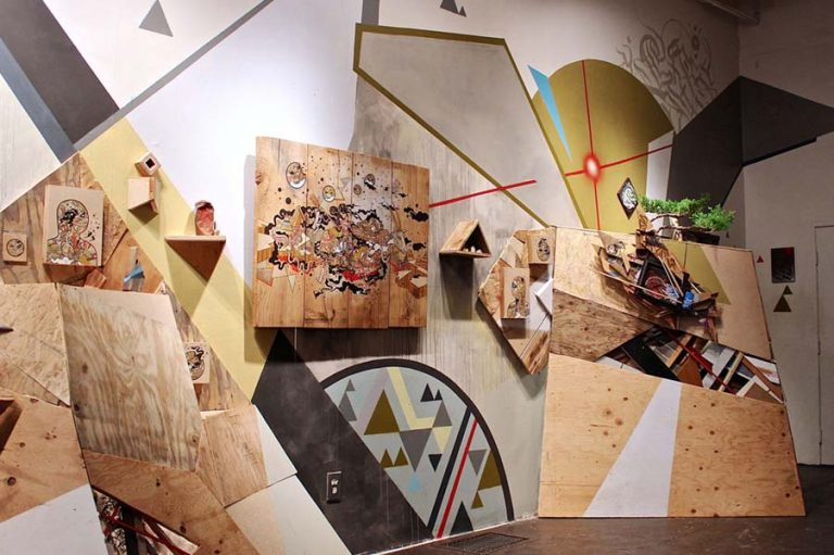 Hyperbolic Geometry - Collaboration w. Esk Evan Wilson - 2013