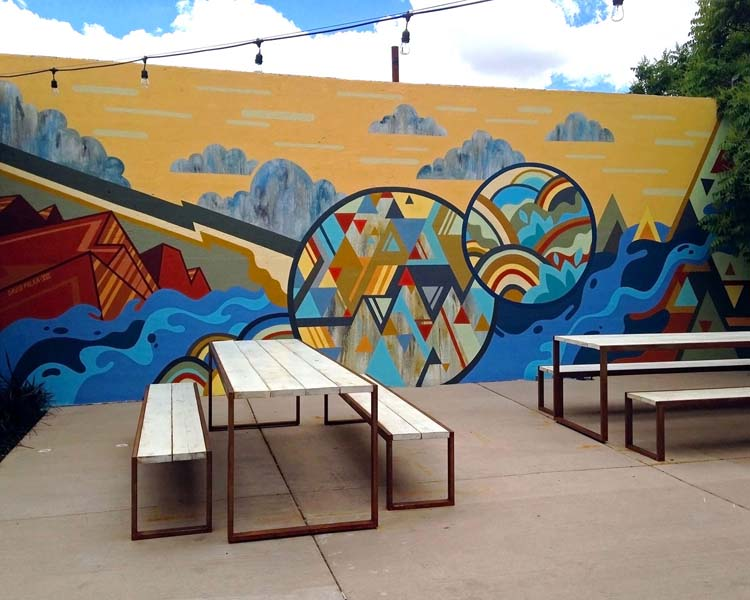 Zendo - Albuquerque, NM - 2016